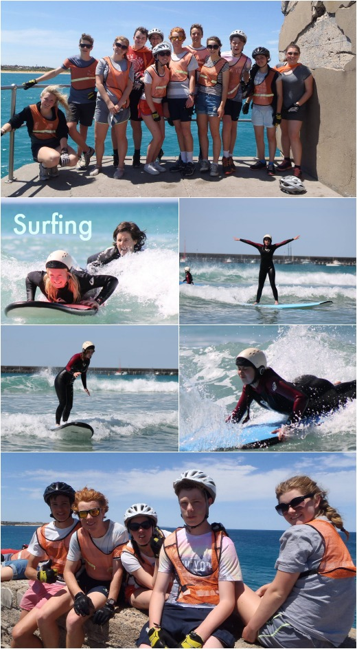 Term 4 - Surfing