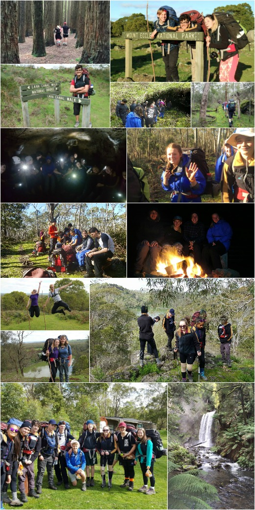 Term 3, 2016 - Expo, Caves and the Otways
